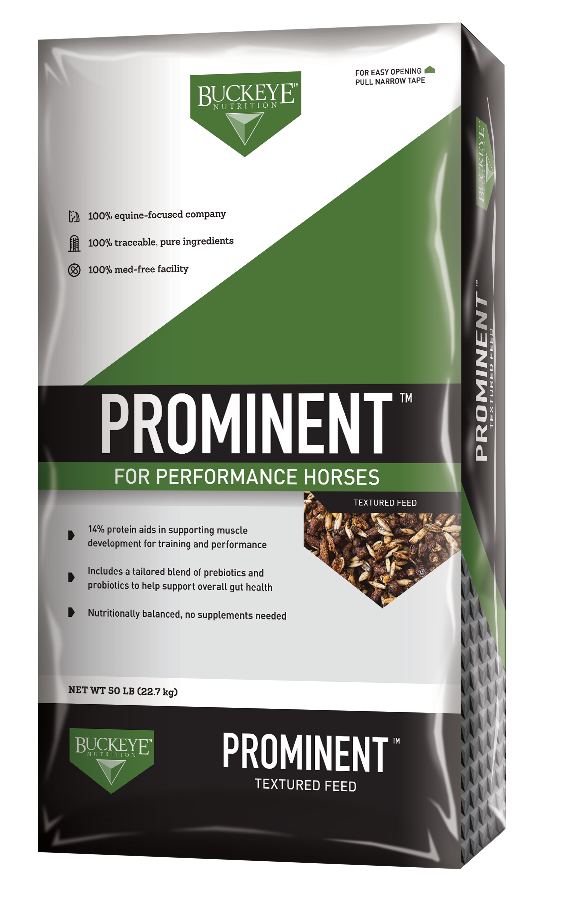 PROMINENT™ Textured Feed package