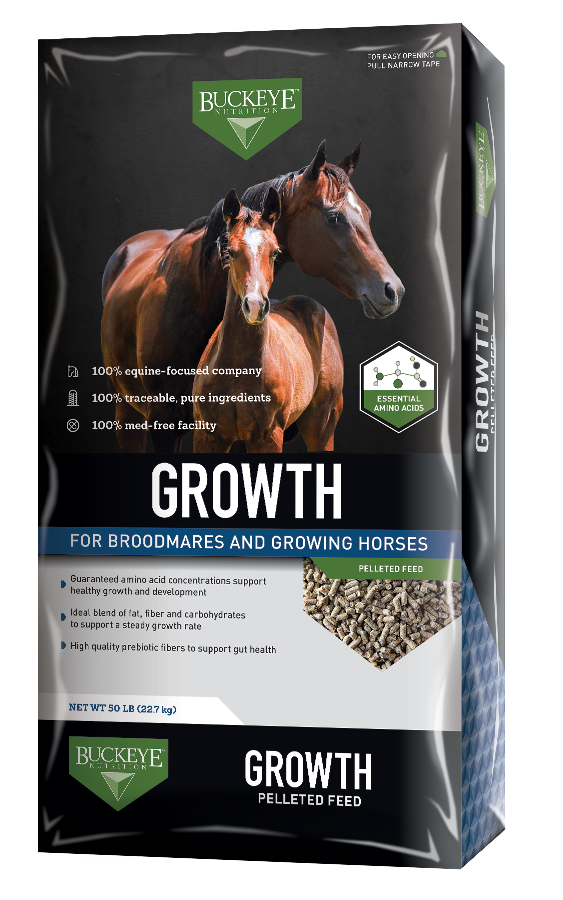 GROWTH Pelleted Feed package