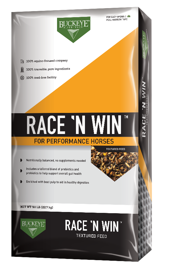RACE 'N WIN™ Textured Feed package