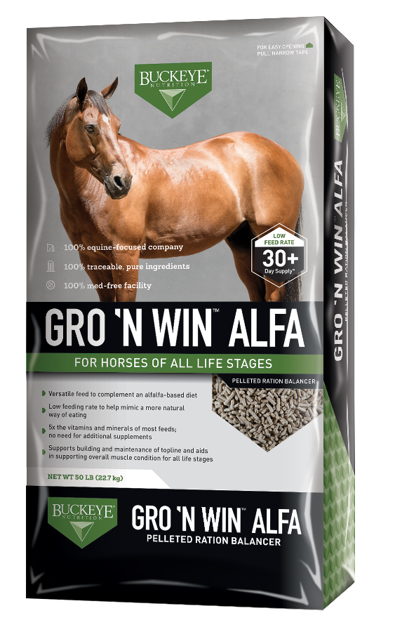 GRO 'N WIN™ Alfa Ration Balancer image 1++