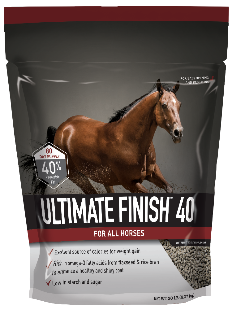 ULTIMATE FINISH™ 40 package
