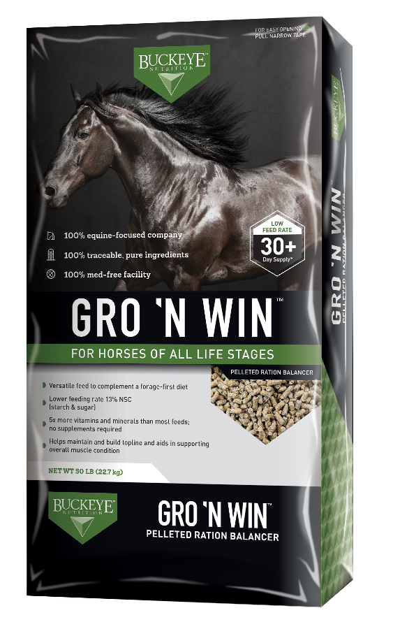 GRO 'N WIN™ Ration Balancer package